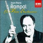La Flute Enchantée - Francois Gobet (piano); Gérard Jarry (violin); Jean Huchot (continuo); Jean-Pierre Rampal (flute); Lily Laskine (harp);...