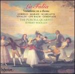 La Folia: Variations on a Theme