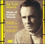 La Luce eternal: Music of Francis Thorne