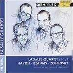 La Salle Quartet plays Haydn, Brahms, Zemlinsky