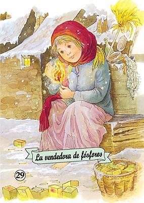 La Vendedora de Fosforos - Combel Editorial, and Ruiz, Margarita (Illustrator)