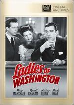 Ladies of Washington - Louis King