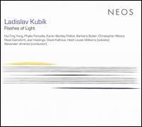 Ladislav Kubík: Flashes of Light - Barbara Butler (trumpet); Ben Tomlinson (percussion); Christopher Moore (trumpet); David Kalhous (piano);...