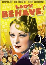 Lady Behave - Lloyd Corrigan