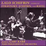 Lalo Schifrin Conducts Stravinsky, Schifrin and Ravel
