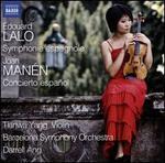 Lalo: Symphonie Espagnole; Manén: Concierto español