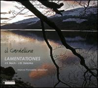 Lamentationes - Annelies Brants (soprano); Bart Vandewege (bass); Cecile Pilorger (alto); Damien Guillon (alto); Il Gardellino;...