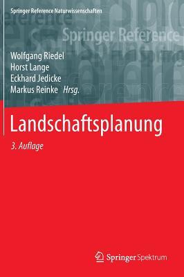 Landschaftsplanung - Riedel, Wolfgang (Editor)