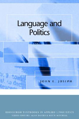 Language and Politics - Joseph, John Earl