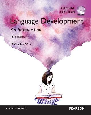 Language Development: An Introduction - Owens, Robert E., Jr.