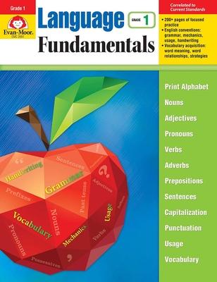Language Fundamentals, Grade 1 - Evan-Moor Educational Publishers