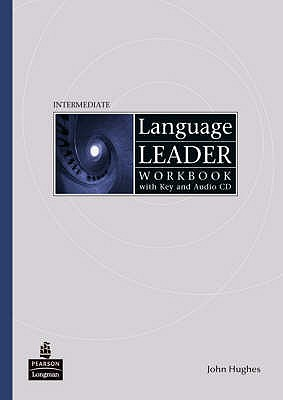 Language Leader Intermediate Workbook with Key and Audio CD Pack - Hughes, John