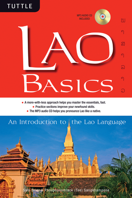 Lao Basics: An Introduction to the Lao Language (Audio CD Included) - Brier, Sam