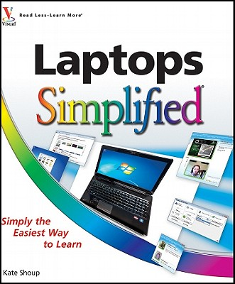 Laptops Simplified - Shoup, Kate