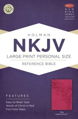 Large Print Personal Size Reference Bible-NKJV - Holman Bible Staff (Editor)