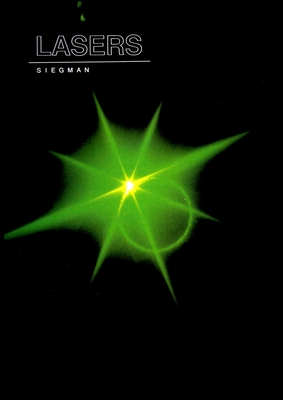 Lasers - Siegman, Anthony E