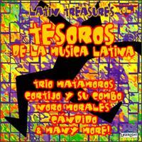 Latin Treasures, Vol. 1 - Various Artists