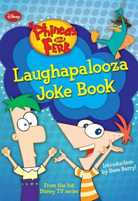 Laughapalooza Joke Book - Richards, Kitty, and Povenmire, Dan (Creator), and Marsh, Jeff (Creator)