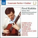 Laureate Recital, Guitar: Pavel Kukhta