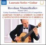 Laureate Series, Guitar: Rovshan Mamedkuliev