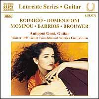Laureate Series: Guitar - Antigoni Goni (guitar); Jose Roamnillos (guitar)