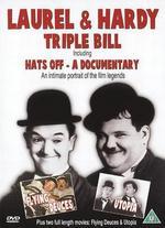 Laurel & Hardy: Hats Off