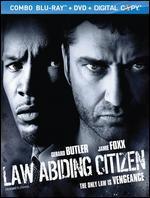 Law Abiding Citizen [Blu-ray/DVD]