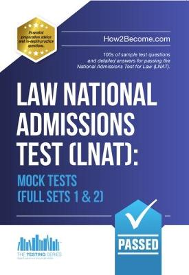 Law National Admissions Test (LNAT): Mock Tests - How2Become