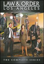 Law & Order: Los Angeles - The Complete Series [5 Discs]