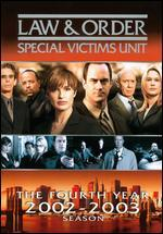 Law & Order: Special Victims Unit - The Fourth Year [5 Discs]