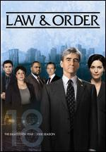 Law & Order: The Eighteenth Year [4 Discs]