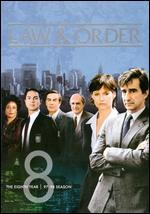 Law & Order: The Eighth Year [5 Discs] -