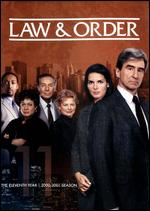 Law & Order: The Eleventh Year [5 Discs] -