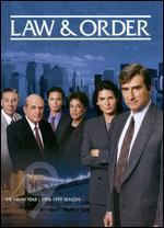 Law & Order: The Ninth Year [5 Discs]
