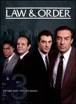 Law & Order: The Third Year [6 Discs] -