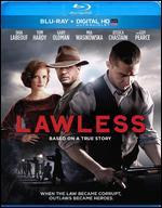 Lawless [Includes Digital Copy] [Blu-ray]