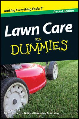 Lawn Care For Dummies - Consumer Dummies