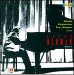 Lazar Berman plays Alexander Scriabin, Sergei Rachmaninov & Liszt
