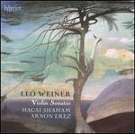 Le� Weiner: Violin Sonatas