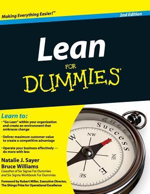 Lean for Dummies - Sayer, Natalie J