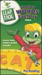 leapfrog talking words factory movie available on vhs dvd