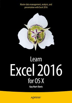 Learn Excel 2016 for OS X 2015 - Hart-Davis, Guy