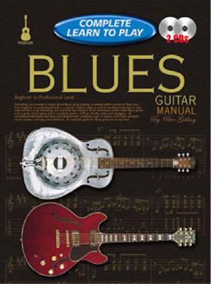 Learn to Play Blues Guitar - Gelling, Peter