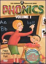 Learning Treehouse: Phonics, Vol. 1