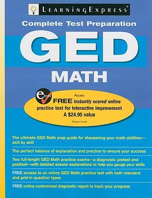 LearningExpress's GED Math - LearningExpress (Creator)