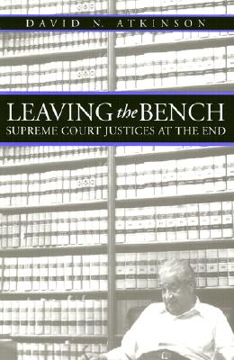 Leaving the Bench - Atkinson, David N