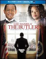 Lee Daniels' The Butler [2 Discs] [Includes Digital Copy] [Blu-ray/DVD] - Lee Daniels