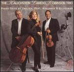 Legacies: Piano Trios by Zwilich, Pärt, Kirchner & Silverman