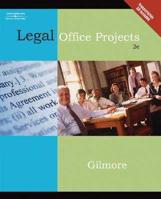 Legal Office Projects - Gilmore, Diane M.