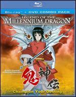 Legend of the Millennium Dragon [2 Discs] [Blu-ray/DVD]